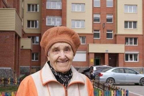 Анна Игнатьевна Белова