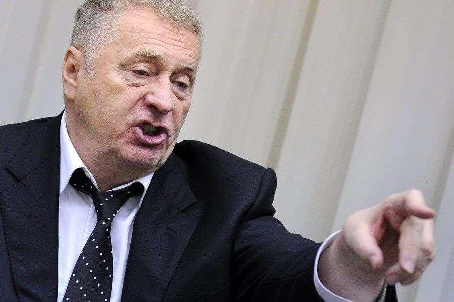 О чем Жириновский предупредил Украину?