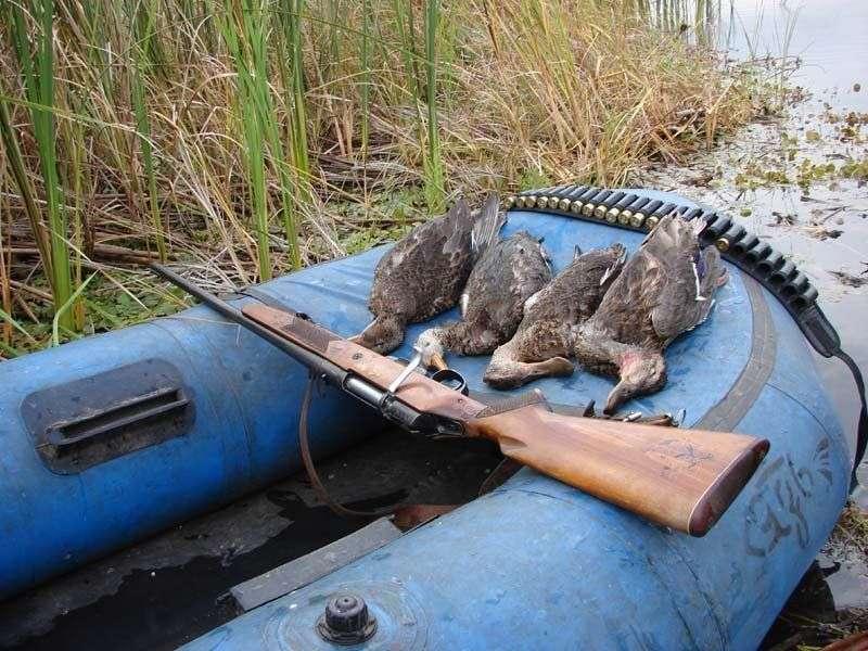 охота и рыбалка с сергеем уссурийским видео
