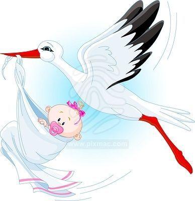 Поздравление с рождением маленькую девочку