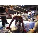 Бойцам из Новосибирска сломали носы на боях без правил в Бердске