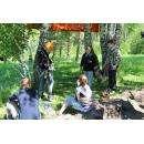 Молодежный туристский слет  «Территория-54» прошел в Искитимском районе
