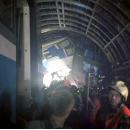 Катастрофа в метро в Москве: с рельсов, погибли 12 человек