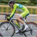 Велогонщик из Бердска стал чемпионом России