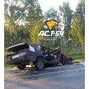 Житель Барнаула погиб в лобовом столкновении под Искитимом
