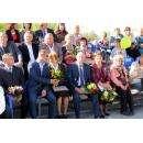 Городецкий подарил Бердску в День города картину с гравировкой