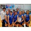 Бердчане победили в областном фестивале по волейболу