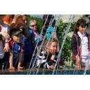 Видео: Фонтан «Желаний» открыли в Бердске 1 июня