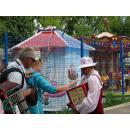 «Улыбнёмся солнечному дню»: в Бердске детям подарили 150 билетов на аттракционы