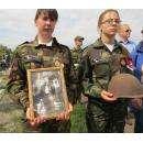 Видео: Пропавшего без вести красноармейца через 73 года похоронили в Бердске