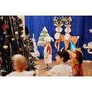 Акция СМИ: Больным туберкулезом детям Бердск подарил Новогодний праздник