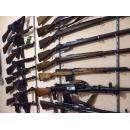 Боевой арсенал изъят из незаконного оборота