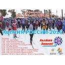 «Лыжня России-2016» пройдет 14 февраля в Бердске