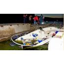 Подробности. Погибший на Бердском заливе водитель катера был пьян и не имел прав управления