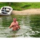 Пожарные и спасатели переплыли реку в Бердске – ради безопасности на воде