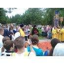17 июля. Новосибирск. Традиционный молодёжный крестный ход и народное гулянье (фото и видео)