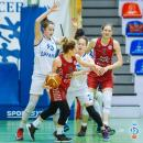 В Бердске сыграют профессиональные баскетболистки из «Динамо»