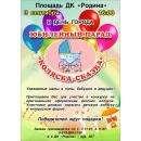 """Юбилейный парад """"Коляска-сказка"""" пройдет в Бердске в День города"""