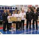 Полицейская семья из Бердска заняла третье место в областном конкурсе