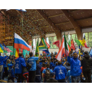Торжественное открытие детского Кубка мира по футболу, Париж
