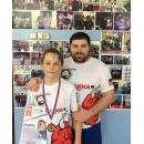 Юные бойцы клуба «Авангард» из Бердска – призеры первенства Новосибирской области по ММА