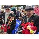 Видео. Около 4500 жителей Бердска встали в колонну Бессмертного полка