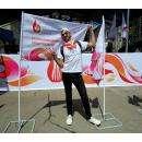 Бердск принял флаг Культурной Олимпиады Новосибирской области