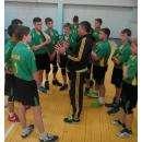 Бердские волейболисты открыли соревновательный сезон.