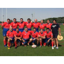 Бердская команда «Дружина» в составе сборной России