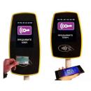 Провести бесконтактную оплату вам помогут специальные устройства - валидаторы