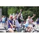 Порядка 300 бердчан стали участниками велозаезда