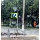 Пешеходные ограждения должны стоять по ГОСТу