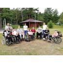 Бердские колясочники объединились для решения проблем