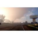 Дым особенно хорошо видно с трассы
