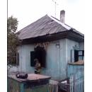 Дом сильно пострадал от огня