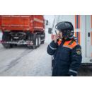 МЧС контролирует безопасность трасс в период лютых морозов
