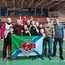 Бердские бойцы - победители Омской области по панкратиону