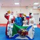 Рукопашники из СК «Бердск» заняли призовые места на соревнованиях в Купино