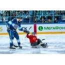 """ХК """"Сибирь"""" дружит со следж-хоккеистами"""