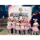 Маленькие балерины из Бердска стали лауреатами всероссийского конкурса