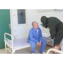 Военный медцентр построят под Новосибирском до 30 апреля