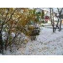Ожидается мокрый снег