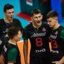 Волейболист Кирилл Власов из Бердска - самый результативный игрок «Локомотив-СШОР»