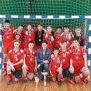 СШ «Бердск» - победитель первенства региона по мини-футболу