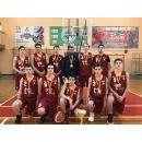 Команда баскетболистов из Бердска