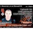 Турнир по смешанным единоборствам «ОСЕ» памяти Ильи Погребнякова пройдет в Искитиме