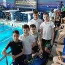 Пловцы из Бердска