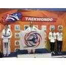 11 медалей завоевали тхэквондисты из Бердска в областных соревнованиях