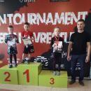 Успешно выступили бердчане на открытом турнире «Сибирский борец» в Новосибирске