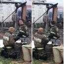 Они сделали все, что смогли, при тушении горящего дома